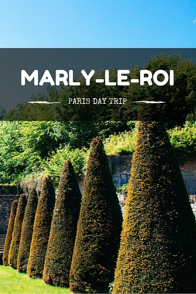 Marly-le-Roi Day Trip