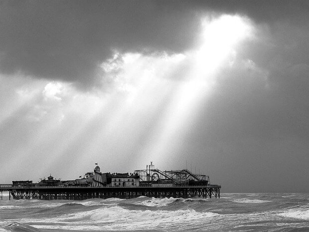 Day Trip from London: Brighton Beach & the Pier