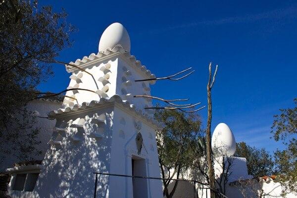 Dali's House at Port Lligat