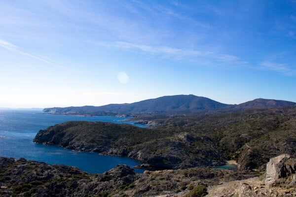 Hiking at Cap de Crues near Cadaques