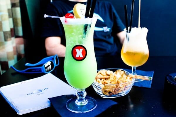 13 euro cocktails at Nexus. Tres cher.