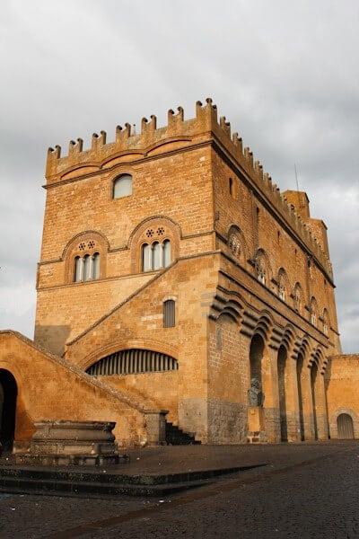 Palazzo del Capitano del Popolo in Orvieto