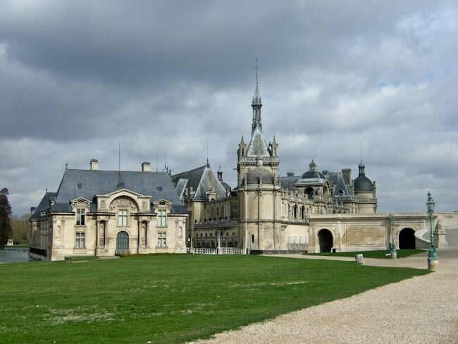 Day Trip to Chantilly from Paris