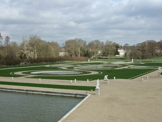 French Garden at Chantilly