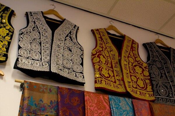 The Afgahnistan Bazaar at Floriade