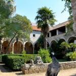 Monastery Restaurant Lokrum Island