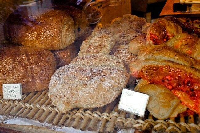 Praline Croissant in Annecy