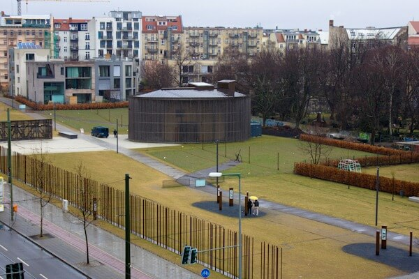 Chapel of Reconciliation & The Berlin Wall Memorial