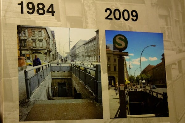 Berlin's Ghost Stations