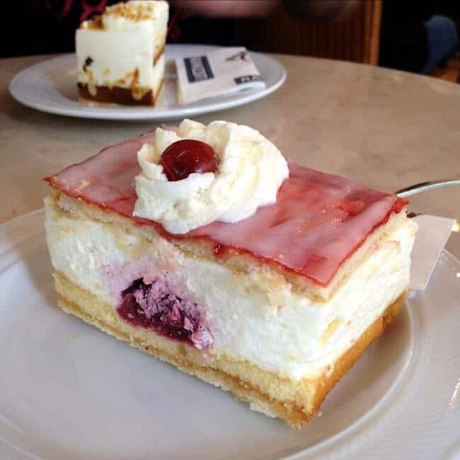 Riquet Cakes in Leipzig