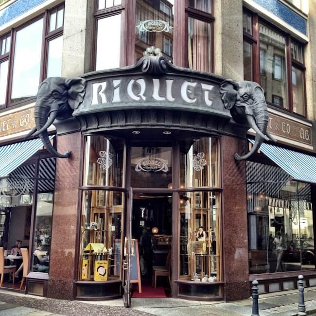 Leipzig Coffee House Riquet