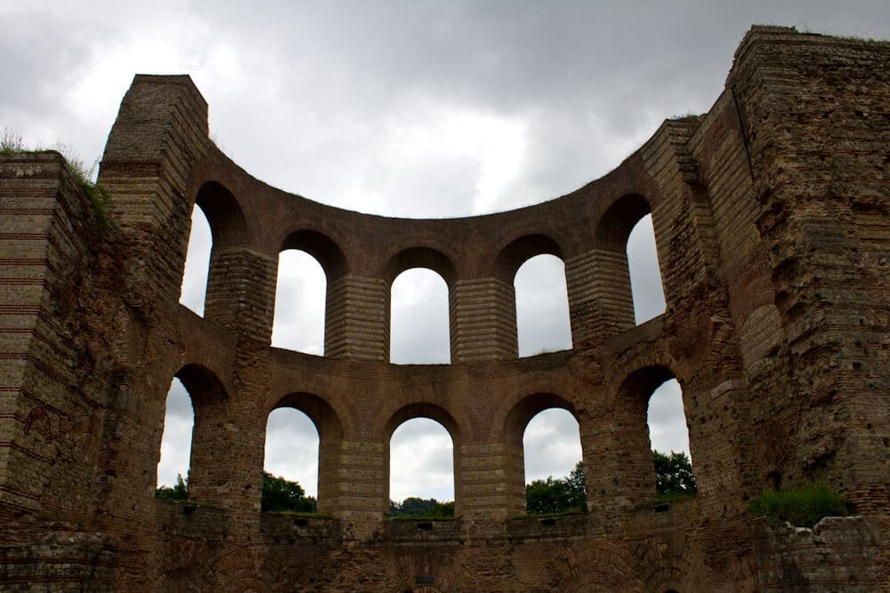 Trier's Imperial Roman Baths