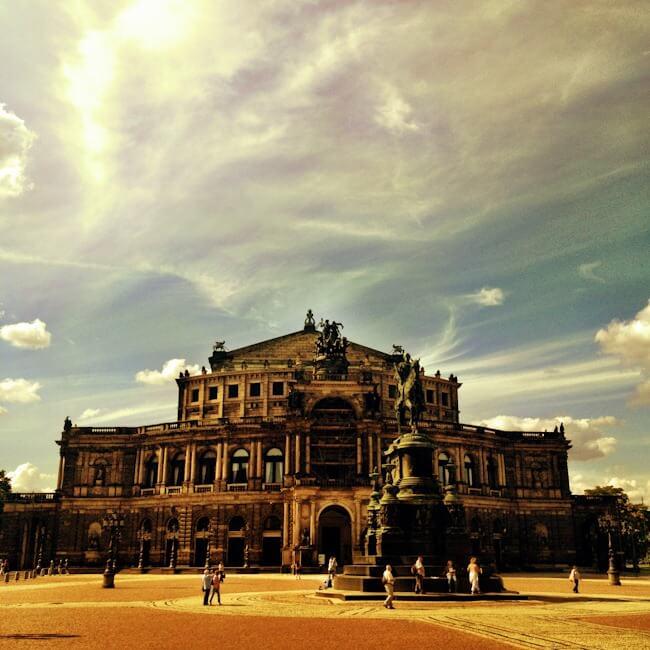 Dresden's Opera House