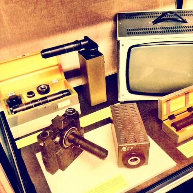 Stasi Spy Equipment