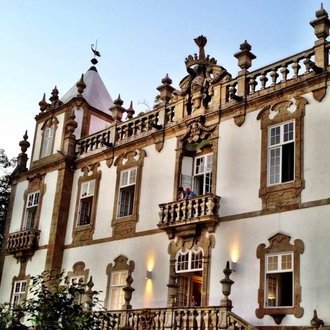 Freixo Palace Hotel Porto Portugal