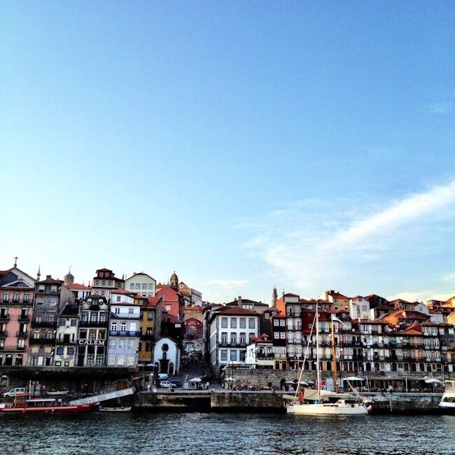 Porto River Cruise Portugal