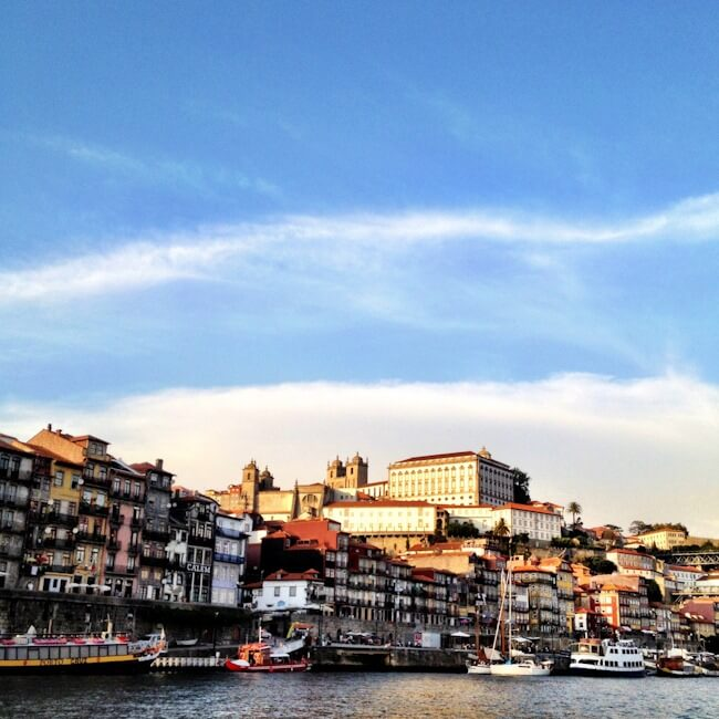 Rabelo Boat River Cruise in Porto