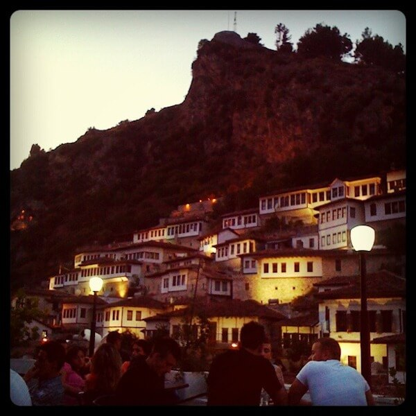 Berat; Albania's oldest city