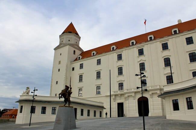 Bratislava's White Castle