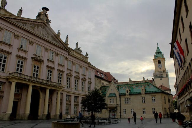 Things to See in Bratislava - Primate's Palace
