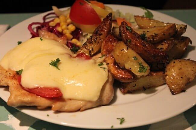 Pub Food in Bratislava