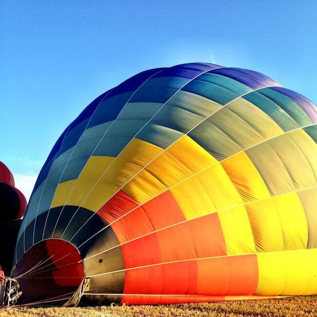 Hot Air Balloon Rides in Spain