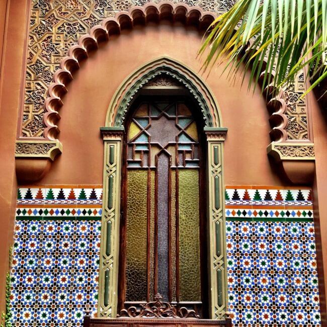 Moorish Style Architecture