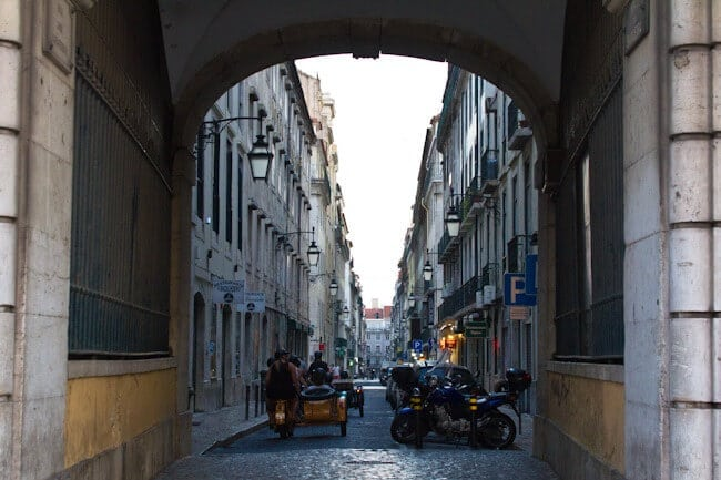Lisbon Sidecar Tour