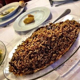 Traditional Portugues Cuisine in Guimaraes