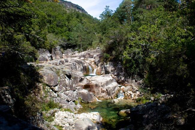 Peneda-Geres National Park Portugal