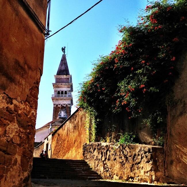 Church of Saint George in Piran