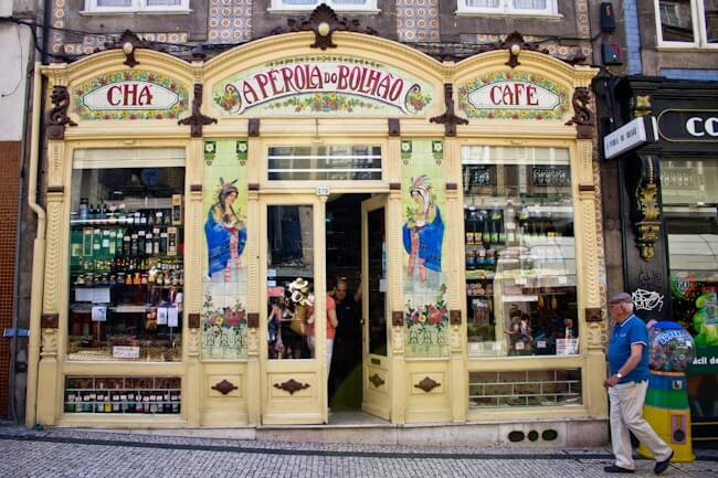 Porto Storefront