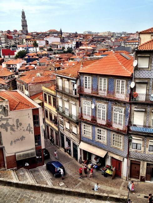 Porto's Old Town