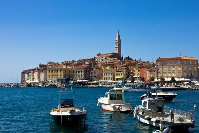 Rovinj: The Highlight of Istria