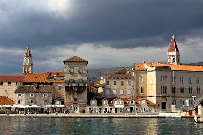 Trogir UNESCO World Heritage Site