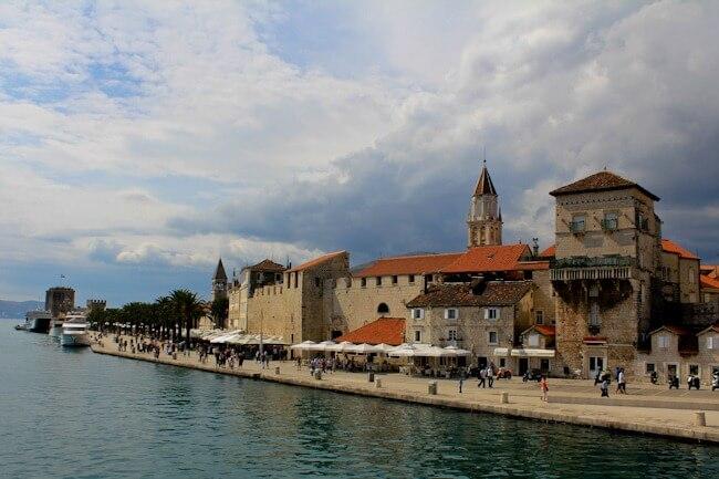 Day Trip from Split to Trogir