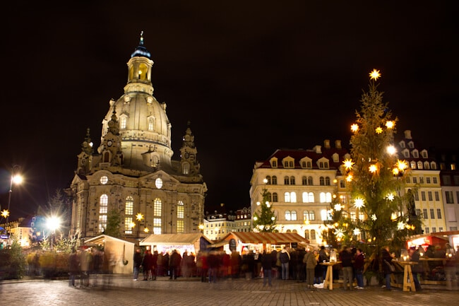 Dresden's Delicious Christmas Markets