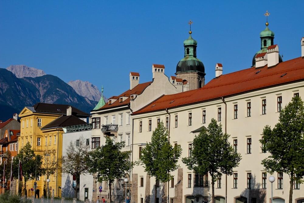 Colourful Innsbruck