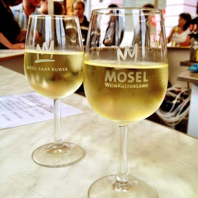 Mosel Wine in Trier