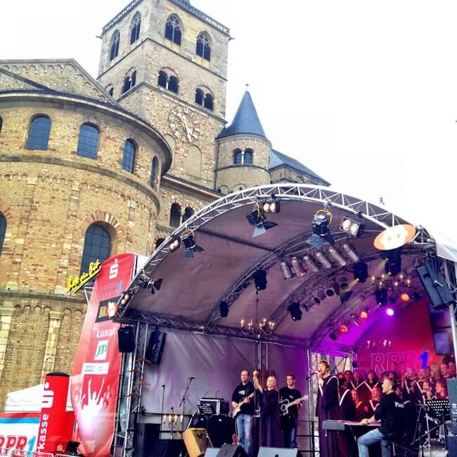 Visit the Trier Altstadtfest in 2013