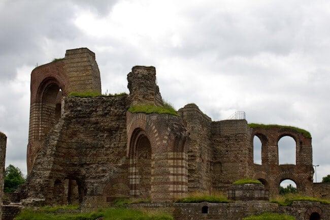 Roman Sights in Trier