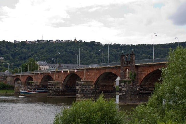 Roman Bridge in Trier