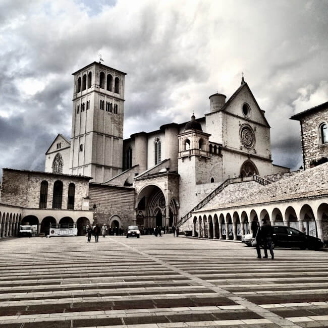 Assisi's Basilica