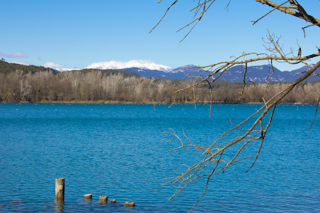 Day Trip to Lake Banyoles in Catalonia Spain