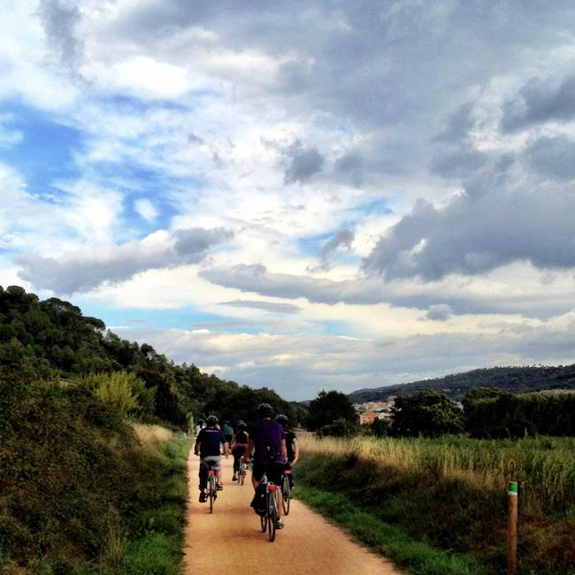 Greenways Bike Paths in Costa Brava