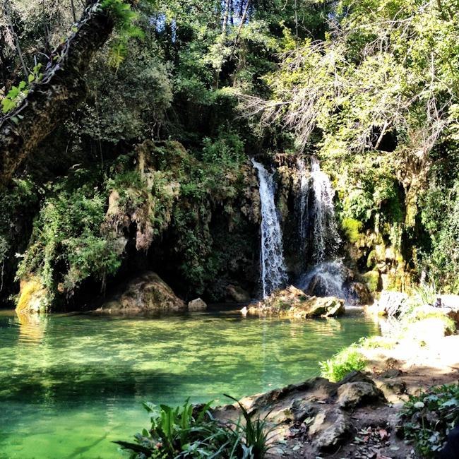 Cogolls Gorge and Waterfall Greenways