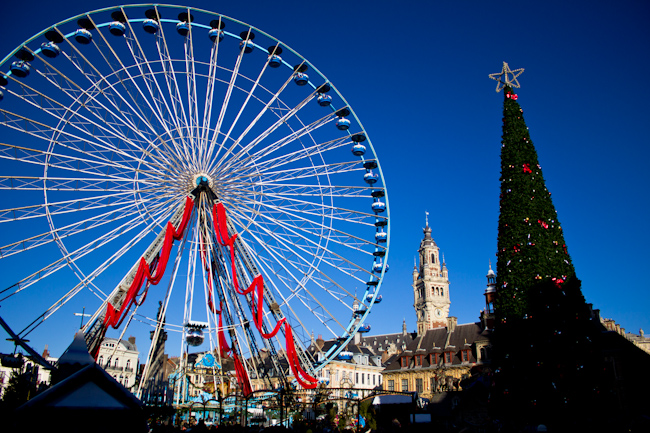 Christmas Time in Lille France