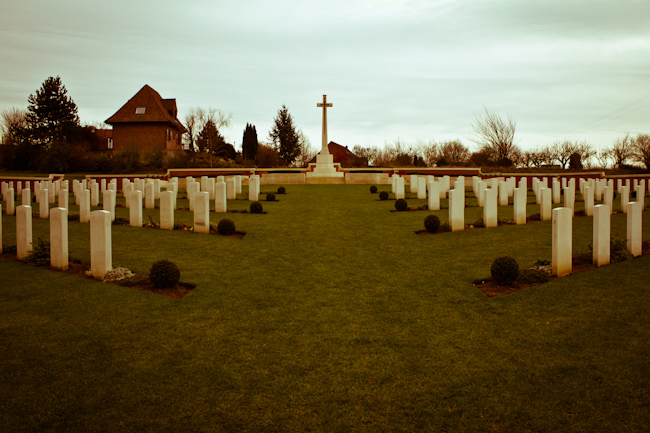 Day Trip to Fromelles France