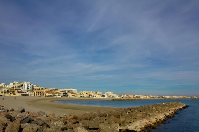 Montpellier's Sandy Beaches: Carnon Plage