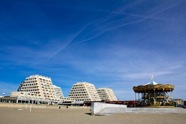 Montpellier's Sandy Beaches